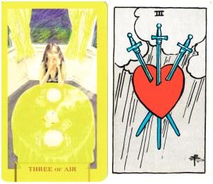 Three of Air